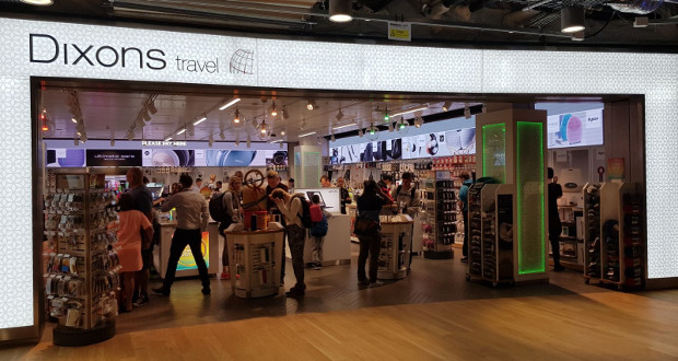 Dixons Travel To Open First Stores In Germany In Frankfurt
