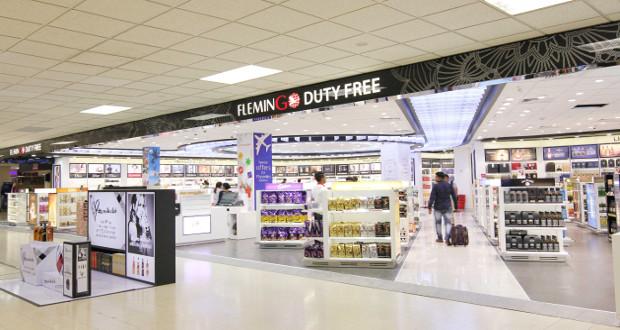 katunayake international airport duty free shop