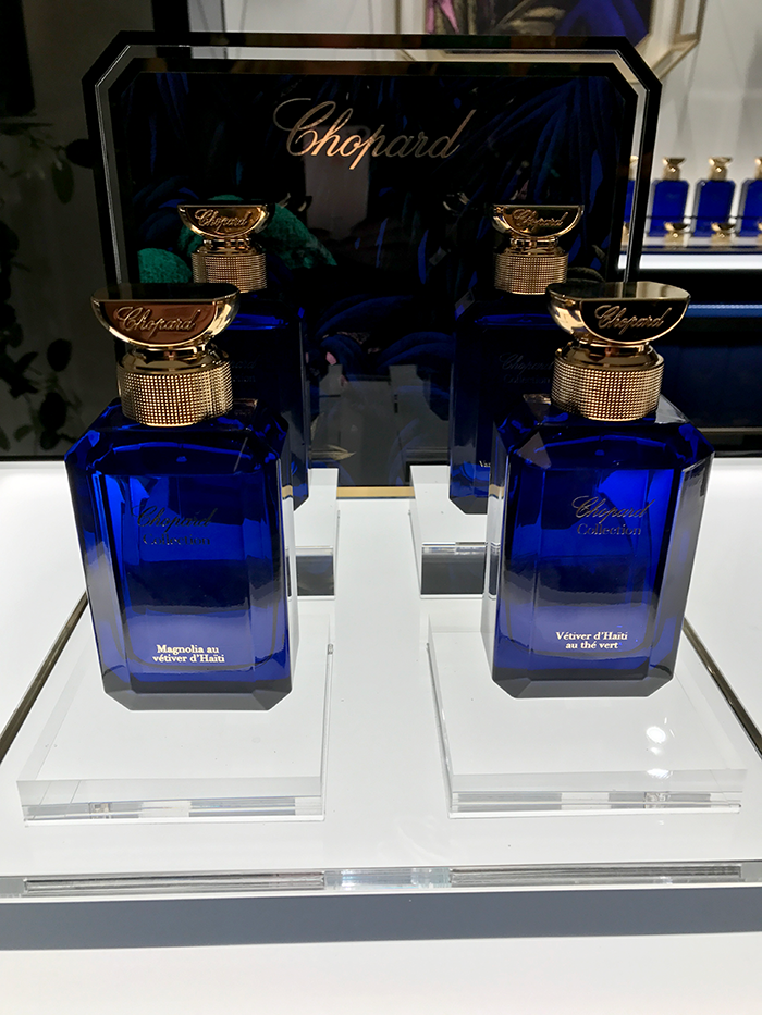 Chopard Goes Green In House