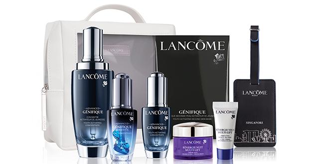 Lancôme Travel Retail debuts pop-up store at Singapore