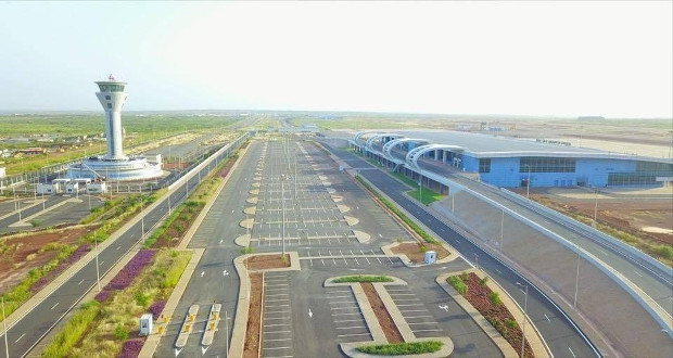 """Résultat de recherche d'images pour """"dakar new airport, 2017"""""""