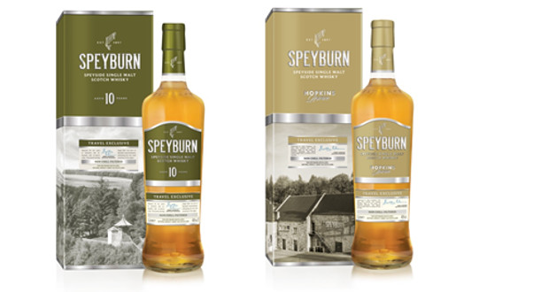 0aac9ec7616 Speyburn launches two new travel-retail exclusive whiskies
