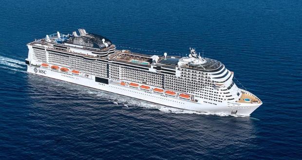 MSC unveils largest ever cruise ship MSC Grandiosa