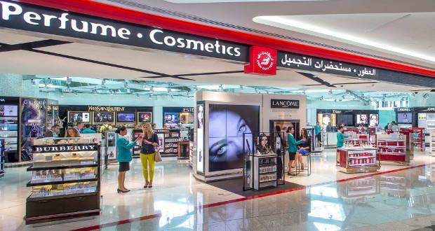 f0c6c7417c7 Dubai Duty Free sales rise 11% in first quarter of 2018