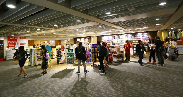 Duty Free Arrivals Store At Bali S Ngurah Rai Airport Is First For Indonesia
