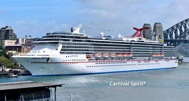 heinemann to unveil world class duty free onboard carnival spirit