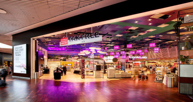Heinemann Builds Shop Of The Future At Copenhagen Airport