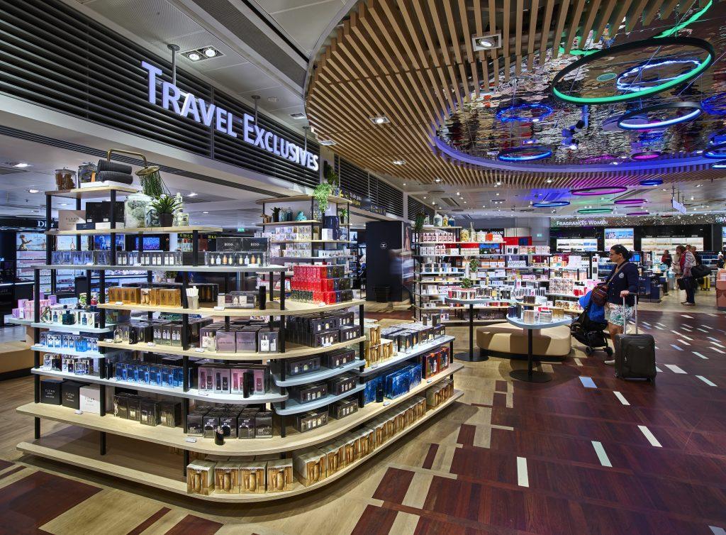 Lufthavn shop kastrup Loading interface