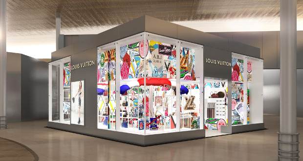 Louis Vuitton To Open First Of Its Kind Store In French Airport
