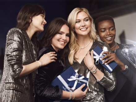 Swarovski Holiday Collection sparkles in Cannes