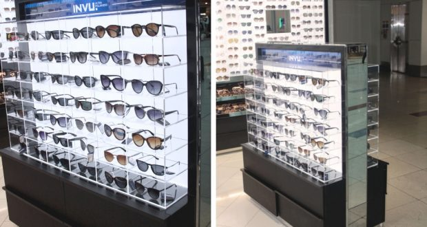 37dcc4ec30 INVU secures listing in new Dubai Duty Free sunglasses store