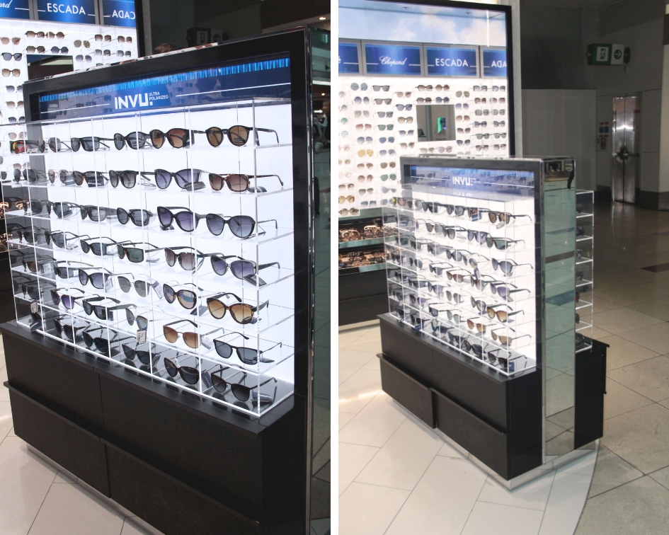 005a3bb57e INVU secures listing in new Dubai Duty Free sunglasses store