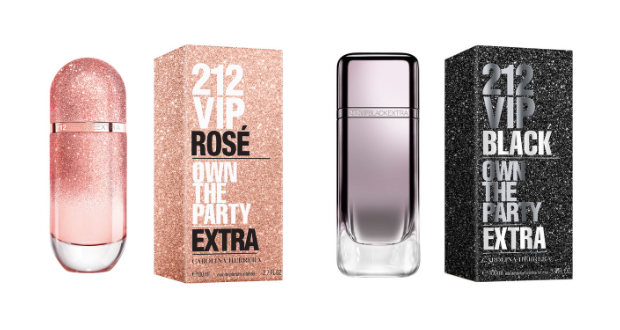 Carolina Herrera Extends 212 Parfum Line With Extra Range