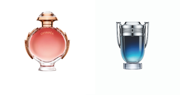 Paco Rabanne Announces Invictus And Olympéa Legend Editions