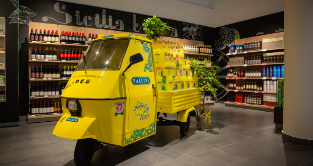 Heinemann opens new store at Sicily's Catania-Fontanarossa