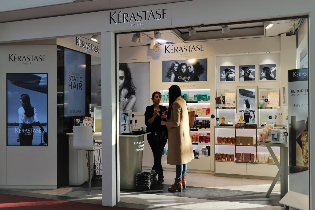 L'Oréal looks to bring haircare to travel with Kérastase