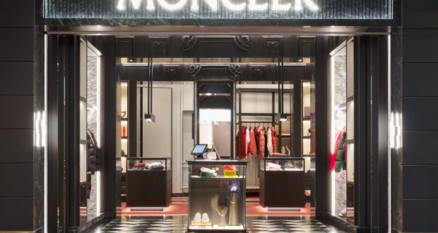 factory authentic 40e57 ba88d Moncler launches first travel store at Zurich Airport
