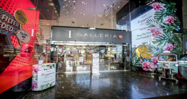 Events Around The Galleria On October 4 2020.Rise Of International Travel Boosts Dfs Development In H1 2019
