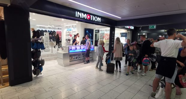 WHSmith opens first UK InMotion store at Leeds Bradford Airport