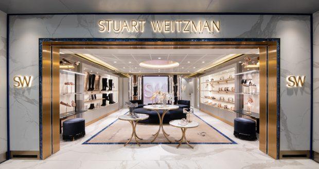 Stuart Weitzman opens first airport