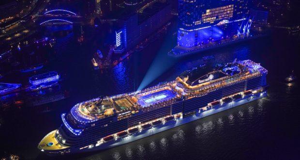 Exclusive: MSC Grandiosa reveals MSC Cruises' largest ...