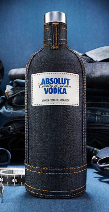Photo of absolut denim