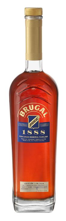 Photo of brugal1888 bottle