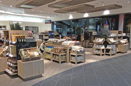 Heinemann opens new Bologna duty-free store