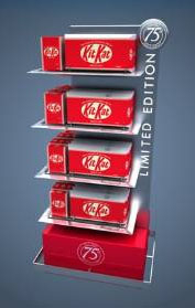 Photo of kitkat 75anniversary