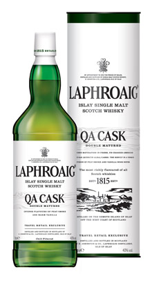 Photo of laphroaig QAcask