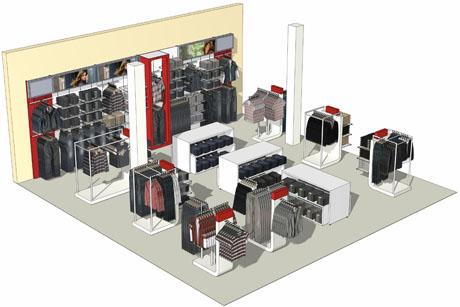 Umdasch unveils shop planning software for Retail store design software