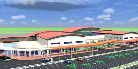 Photo of SVG airport new