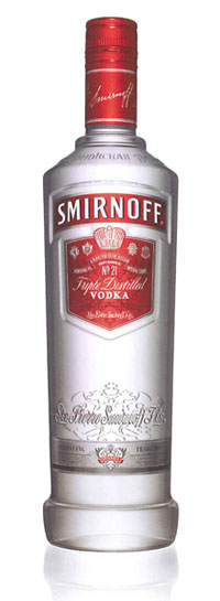 Photo of smirnoff new bottle